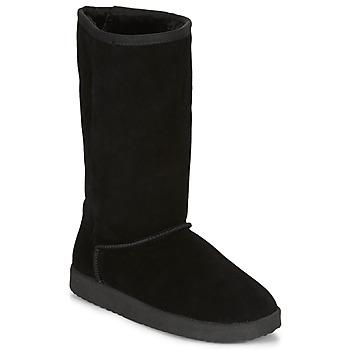 Skor Dam Boots André TOULOU Svart