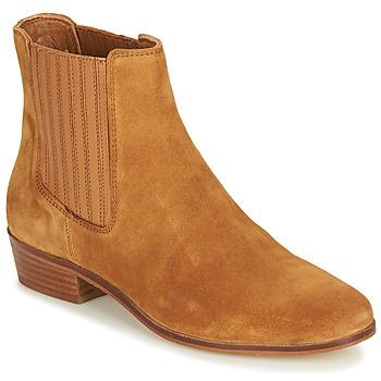 Skor Dam Boots André ECUME Kamel