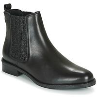 Skor Dam Boots André LETKISS Svart