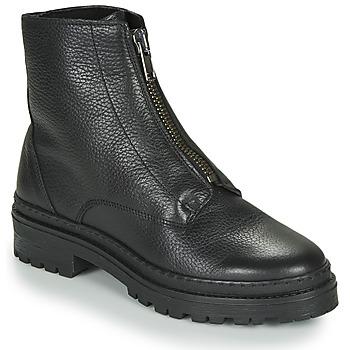 Skor Dam Boots André NAIS Svart