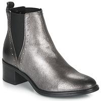 Skor Dam Boots André NEWBURY Silverfärgad