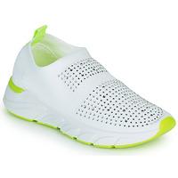 Skor Dam Sneakers André BERLINA Vit
