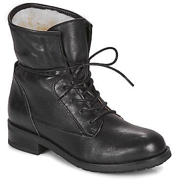 Skor Dam Boots André NETTY Svart