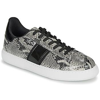 Skor Dam Sneakers André FRISBEE Grå