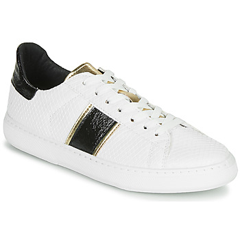 Skor Dam Sneakers André FRISBEE Vit