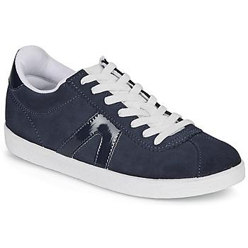 Skor Dam Sneakers André SPRINTER Marin