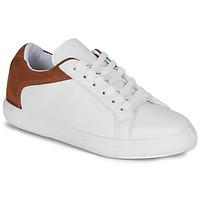 Skor Dam Sneakers André BAILA Orange