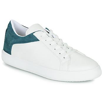 Skor Dam Sneakers André BAILA Grön