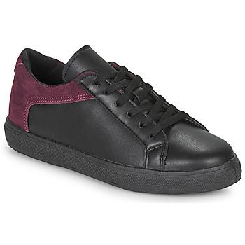 Skor Dam Sneakers André BAILA Svart