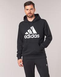 textil Herr Sweatshirts adidas Performance MH BOS PO FT Svart
