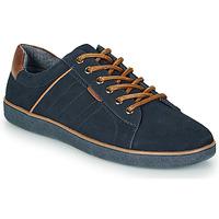 Skor Herr Sneakers André ELTON Marin