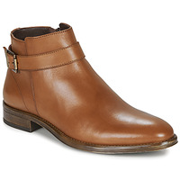 Skor Herr Boots André NORDY Cognac