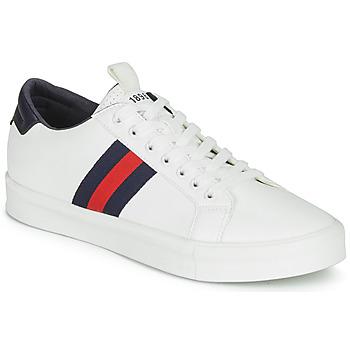 Skor Herr Sneakers André BRATON Vit