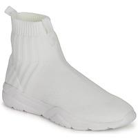 Skor Herr Höga sneakers André LUNAIRE Vit