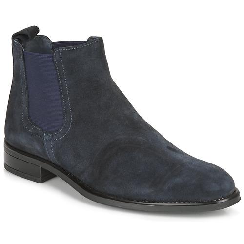 Skor Herr Boots André NORLAND 2 Marin