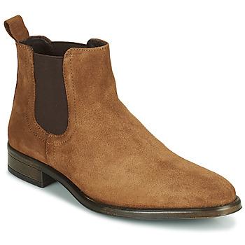 Skor Herr Boots André NORLAND 2 Cognac