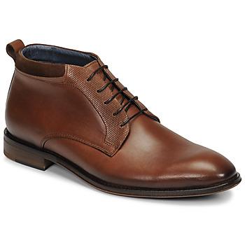 Skor Herr Boots André MUBU Brun