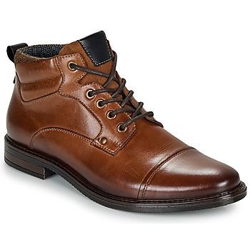 Skor Herr Boots André VABON Brun