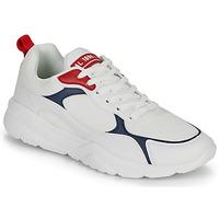 Skor Herr Sneakers André MARATHON Vit