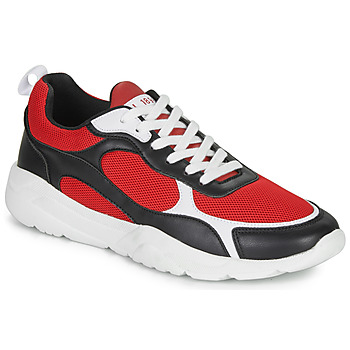 Skor Herr Sneakers André MARATHON Röd