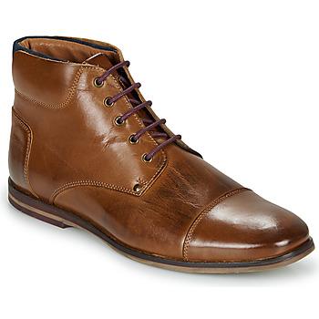 Skor Herr Boots André SOMMET Brun