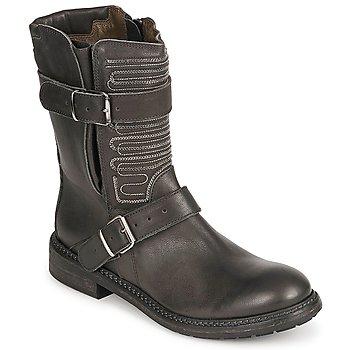Skor Dam Boots Fru.it ARLINE Svart