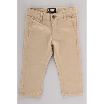 textil Barn Cargobyxor Ido 4U230 Beige