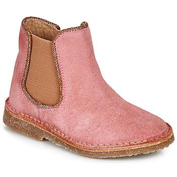 Skor Flickor Boots André ARIA Rosa