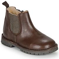 Skor Pojkar Boots André XAVIER Brun