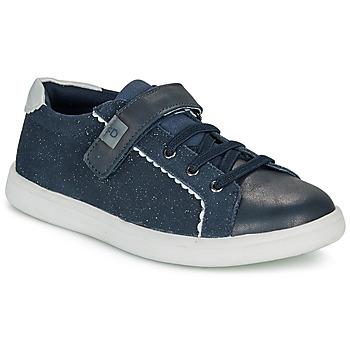 Skor Flickor Sneakers André EUGENIA Svart