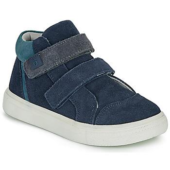 Skor Pojkar Höga sneakers André UBUD Marin