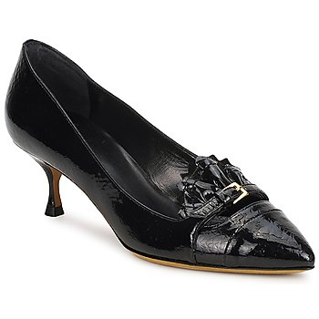 pumps Moschino Cheap & CHIC CA1021 Svart 350x350
