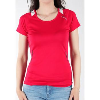textil Dam T-shirts Dare 2b T-shirt  Acquire T DWT080-48S pink