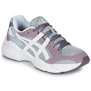 Skor Dam Sneakers Asics GEL-BND Grå / Violett