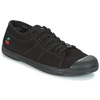 Skor Dam Sneakers Le Temps des Cerises BASIC 02 MONO Svart