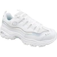 Skor Dam Sneakers Skechers Dlites Vit