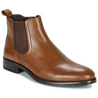 Skor Herr Boots André NORLAND Cognac