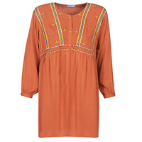 textil Dam Korta klänningar Betty London LOULIA Orange