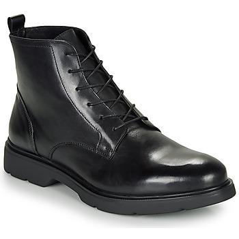 Skor Herr Boots André GEREMY Svart