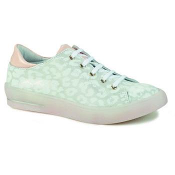 Skor Flickor Sneakers Catimini CANDOU Silver