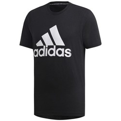 textil Herr T-shirts adidas Originals MH Bos Tee Svarta