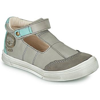 Skor Pojkar Sneakers GBB ARENI Grå