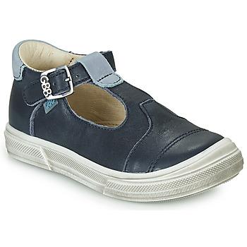 Skor Pojkar Höga sneakers GBB DENYS Blå