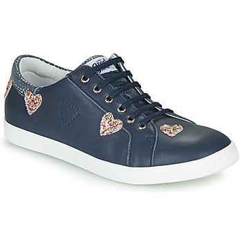 Skor Flickor Sneakers GBB ASTROLA Marin