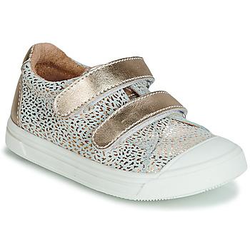 Skor Flickor Sneakers GBB NOELLA Guldfärgad