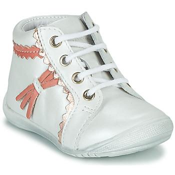 Skor Flickor Boots GBB ACINTA Vit