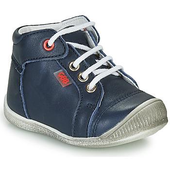 Skor Pojkar Höga sneakers GBB PARGA Marin