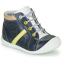 Skor Pojkar Höga sneakers GBB GABRI Blå