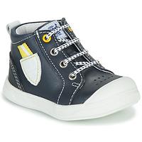 Skor Pojkar Höga sneakers GBB GREGOR Marin