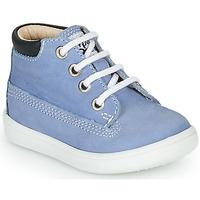 Skor Pojkar Höga sneakers GBB NORMAN Blå